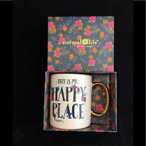 New Natural Life This is my Happy Place Coffee Mug